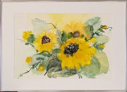 Nr.2724  Sonnenblumen