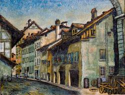 Nr.838 Alte Mattenenge in Bern