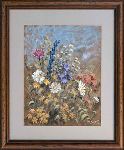 Nr. 3445 Wiesenblumen