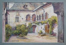 Nr.1119 In Perchtoldsdorf Anno 1918