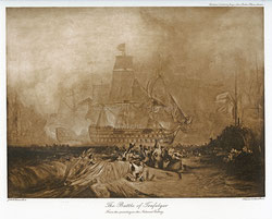 Nr. 1477 The Battle of Trafalgar