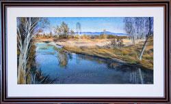 Nr.1836 Sumava Landschaft