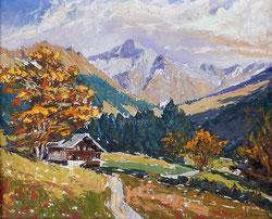 Nr. 1520 Fermeltal Region Lenk