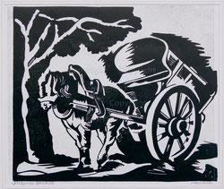 1217  Pferdefuhrwerk