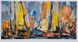 Nr. 1052 Segelboote
