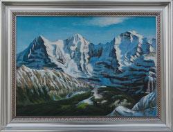 Nr.1154 Eiger, Mönch Jungfrau