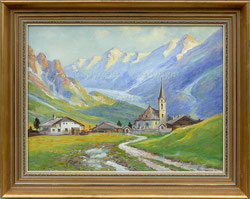 Obergurgl bei Sölden,Tirol Austria
