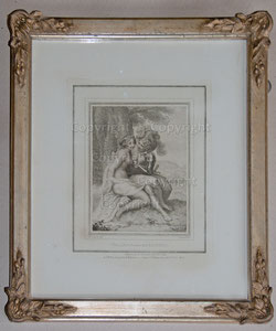 Nr.1899;  Polindo+Albarosa nach Richard Cosway