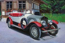 Nr. 2943 Rolls Royce Oldtimer