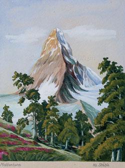 Nr. 1286 Matterhorn