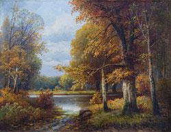 Nr.668 Herbstlandschaft