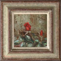 Nr. 3399 zwei rote Rosen