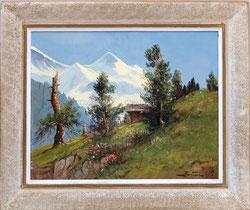 Nr. 3630 Jungfrau, Silberhörner