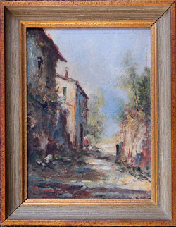 Nr. 1391 Dorfszene