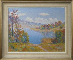 Nr. 2181 Herbst am Sarnersee