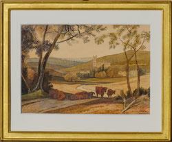 Nr. 1044  Landschaft Marlow