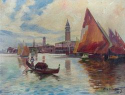 Nr.0666 Laguna Venezia