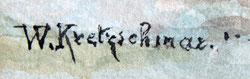 KRETZSCHMAR  W.