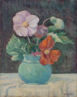 Nr.955 Stilleben mit grüner Vase