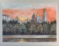 Nr. 2683 Kreml Kathedralen, Moskau