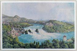 Rheinfall 27.6.1847