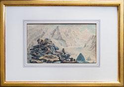 Nr. 3600 Glacier Montenvers et Aiguilles du Dru