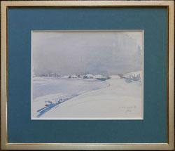 Nr.1983,  Emmentaler Winterlandschaft