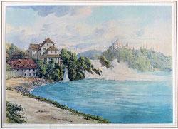 Rheinfall 28.6.1847
