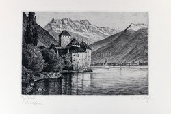 Nr. 2567 Schloss Chillon, Montreux