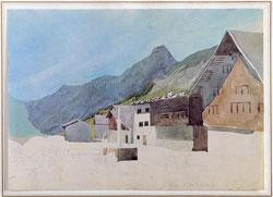 Wassen, 19./20. 8.1847 (unvollendet)