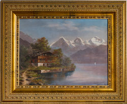 Nr.2242 Chalet am Thunersee