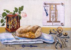 Nr.657 Das Brot des Uhrmachers
