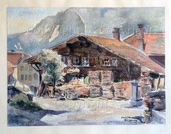 Haus in Bönigen