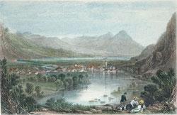 Nr. 1808 Unterseen um 1835