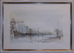 Nr. 3181 Brumes (Port de Ravenna)