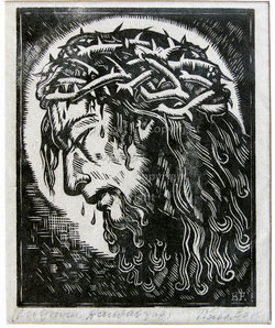 Nr.992 Jesus mit Dornenkrone