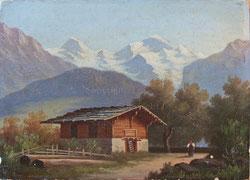 Nr. 1295 Mönch und Jungfrau