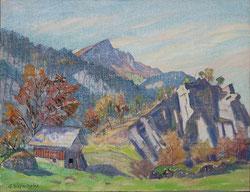 Nr. 1696/RB659 Alphütte