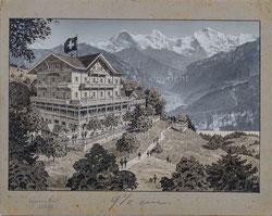 2783 Projekt Hotel Amisbühl Beatenberg