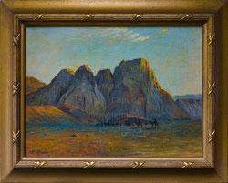 Nr. 2677 Karawane im Sinai