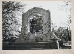Nr. 3562 Johann Strauss-Denkmal im Stadtpark Wien