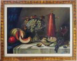 Nr.0874  Klassisches Stilleben