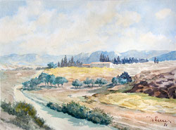 Nr. 1879 südliche Landschaft