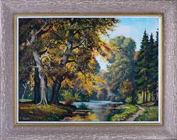 Nr. 2847 Waldseeli im Herbst