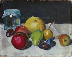 Nr.2049  Obst-Stilleben