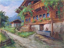 Nr. 1184 Brienzer Chalet