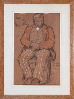 Nr. 3291 Alter Mann, Florenz,1906