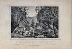 Nr. 2843 Die Verena-Klause in Solothurn