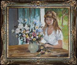 Nr. 1604 Claudine au Bouquet