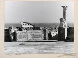 Nr. 3566 Carthago, Tunis (Aussichtterasse)